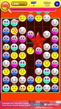 Emoji Match 3 screenshot 6