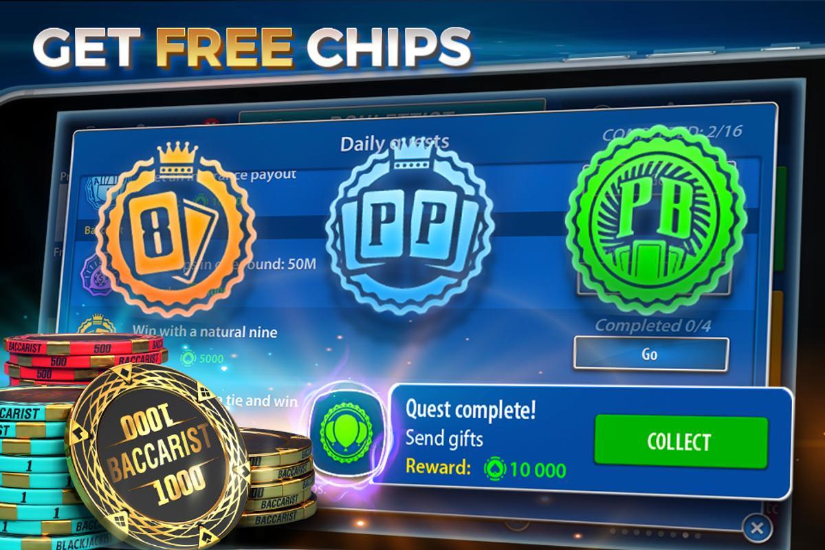 baccarat free games online - 3