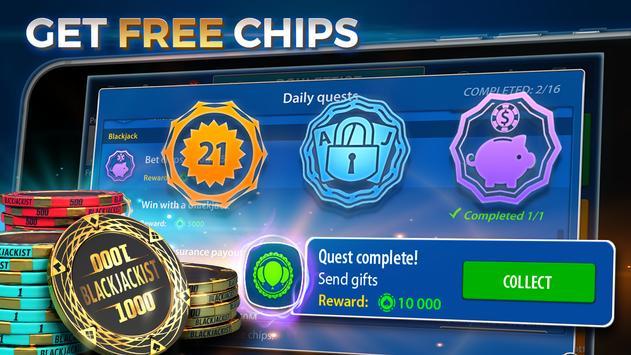 Blackjack screenshot 6