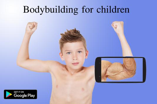 Kids Bodybuilding 2017 Prank apk screenshot