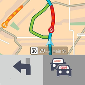 Guide Sygic GPS Navigation Map icon