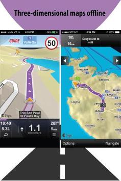 Guide Sygic GPS Navigation Map poster