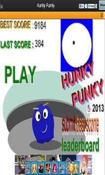 Hunky Punky screenshot 3