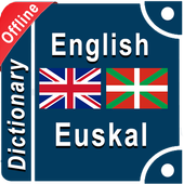 English to Basque Dictionary icon