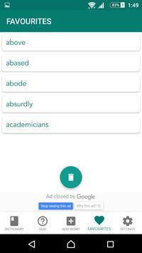 English Dutch Dictionary Offline screenshot 5