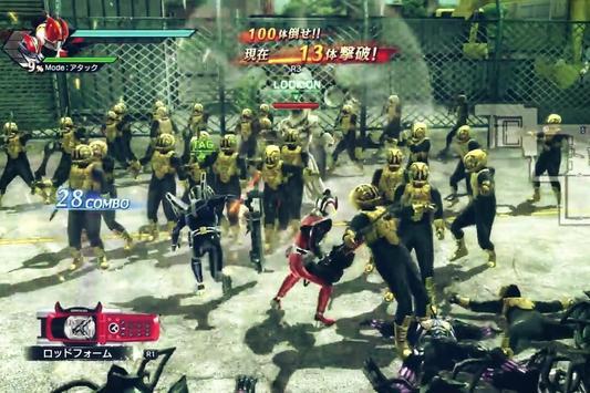 Guide Kamen Rider Battride 2 apk screenshot