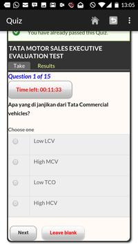 TEST (TMI E-learning) screenshot 2