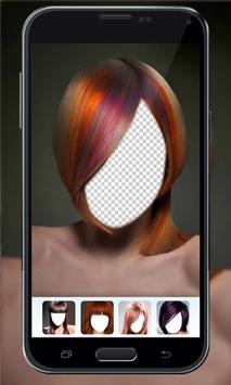 Beautiful Hair Style Color apk screenshot