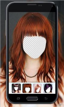 Beautiful Hair Style Color poster