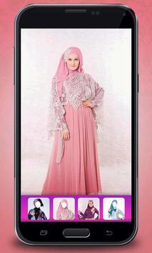 Hijab Prom Dresses apk screenshot