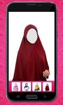 Hijab Syari Photo Montage apk screenshot