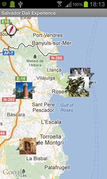 Salvador Dali Experience captura de pantalla 3