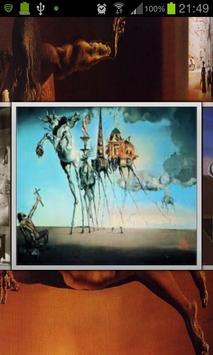 Salvador Dali Experience скриншот 2
