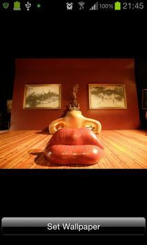 Salvador Dali Experience captura de pantalla 5
