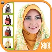 Selfie Beauty Hijab icon