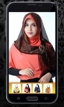 Selfie Beauty Hijab poster