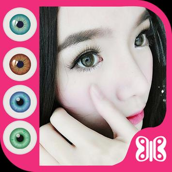 Beauty Softlens Camera poster