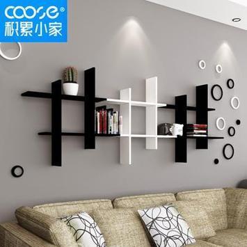 Design Wall Shelf poster