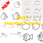 Easy Drawing Tutorial icon