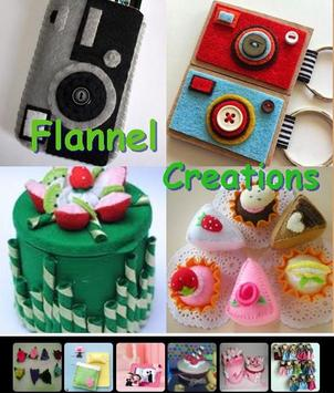 Flannel Creations poster
