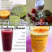 Healthy Juices icon