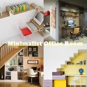 Minimalist Office Room icon