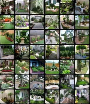 Minimalist Garden Idea screenshot 1