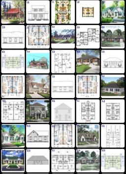 Multi Family Floor Plan poster