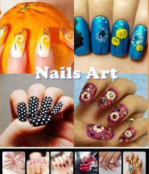 Nails Art poster