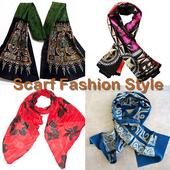 Scarf Fashion Style icon