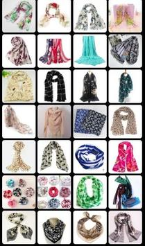 Scarf Fashion Style apk screenshot