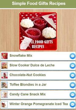 Simple food gifts recipes for android apk download simple food gifts recipes captura de pantalla 3 forumfinder Image collections