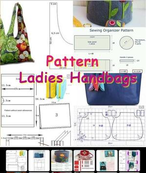 Pattern Ladies Handbags poster