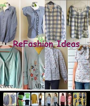 Refashion Ideas poster