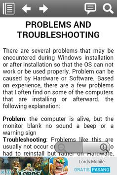 Learn to install Computer Windows 7 apk screenshot