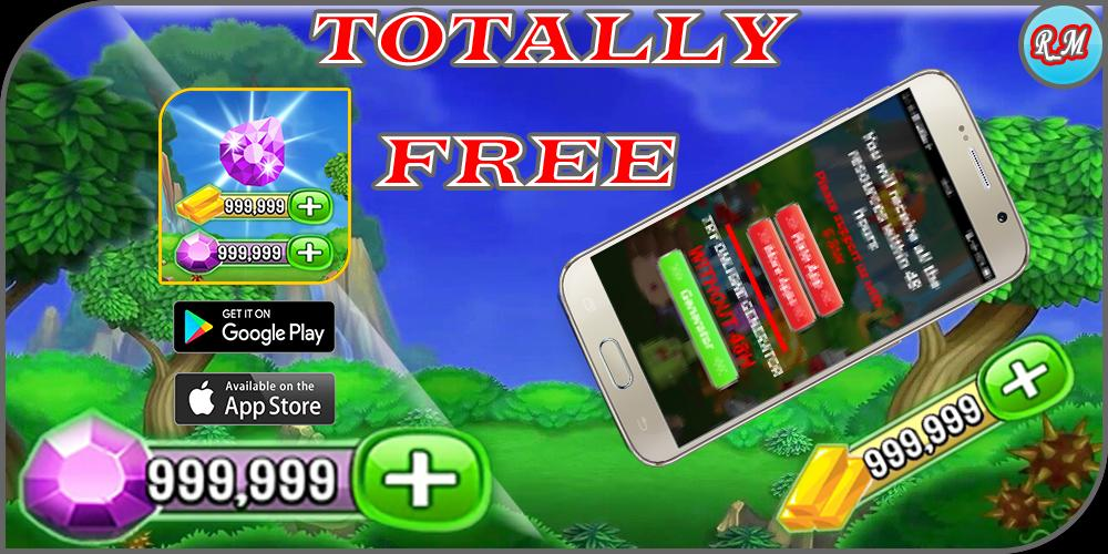 Instant diamond for dragon city Rewards simulator for Android - APK