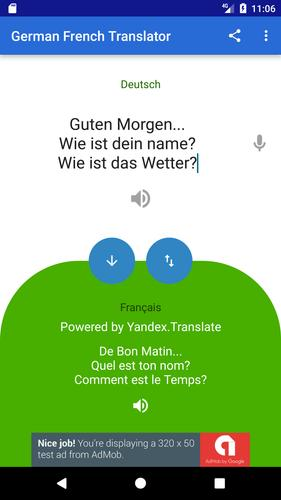German French Translator For Android Apk Download