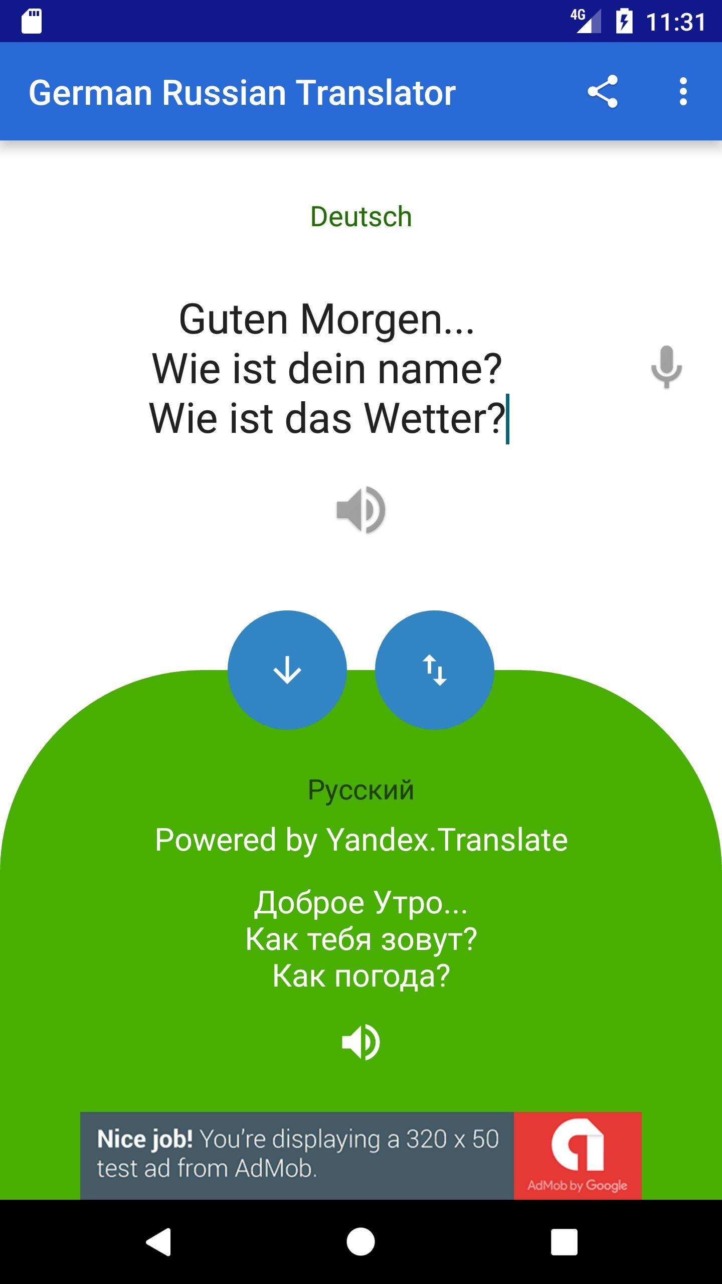 German Russian Translator For Android Apk Download