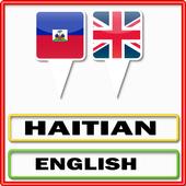 Haitian Creole English translator icon