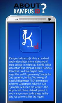 Kampus Indonesia apk screenshot