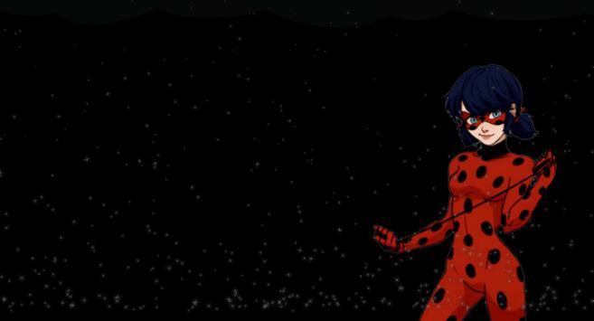 super danyah's ladybug adventr poster