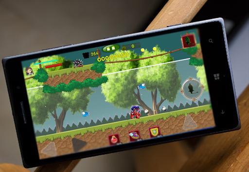 super danyah's ladybug adventr apk screenshot