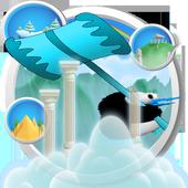 Penguin Go Worlds Adventure icon