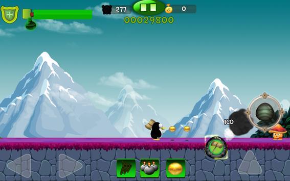Penguin Go Worlds Adventure apk screenshot