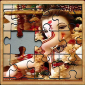 Lord Ganapathi Jigsaw Puzzle icon