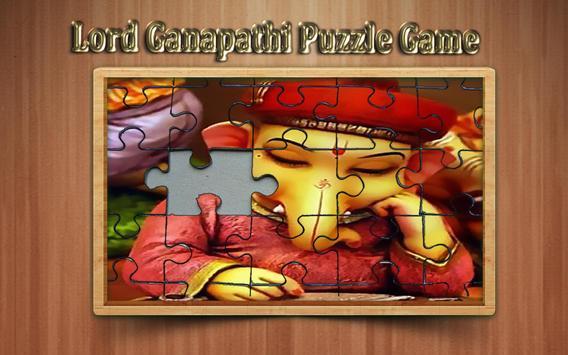 Lord Ganapathi Jigsaw Puzzle screenshot 3