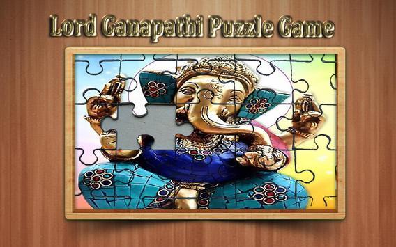 Lord Ganapathi Jigsaw Puzzle screenshot 7
