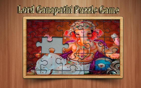 Lord Ganapathi Jigsaw Puzzle screenshot 4