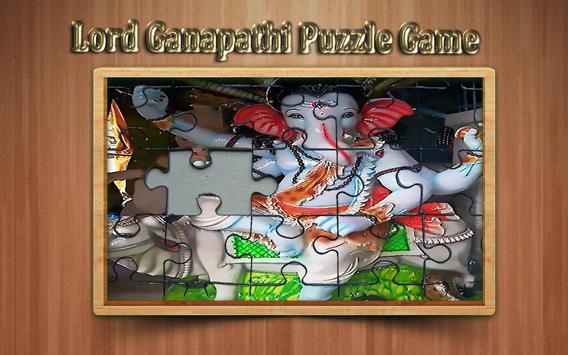Lord Ganapathi Jigsaw Puzzle screenshot 5