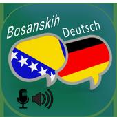 Bosnian German Translator icon
